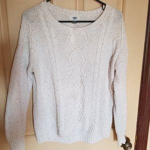 Cozy Chunky Knit Sweater